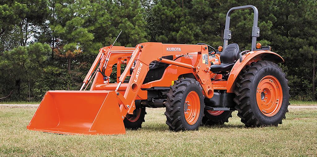 Home Blue Ridge Tractor